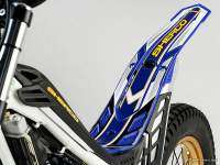 Sherco ST 2.5 2011 - asiento, entrada aire