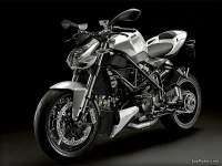 Ducati Streetfighter 2011 - color blanco