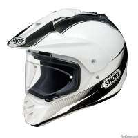 Shoei Hornet DS - Blanco