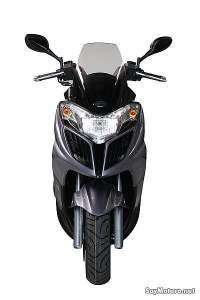 Kymco Grand Dink 300i - Vista frontal