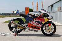 KTM 250 RBR Red Bull Rookies Cup 2013
