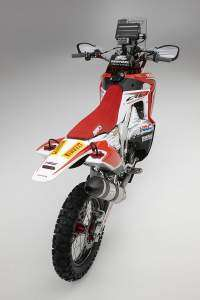 Honda CRF450 Rally Dakar 2013
