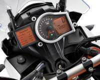 KTM 1190 Adventure: display multi-información, ordenador de a bordo y toma de corriente