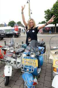 Los Vespa World Days 2013 se celebraron en Bélgica