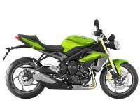 Triumph Cosmic Green
