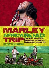 Portada del documental Marley Africa Road Trip.