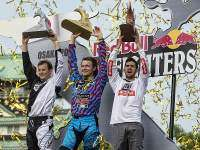 Red Bull X-Fighters 2014 (Osaka): Podio final