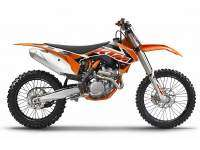 KTM 2015: SX_F 350 lateral