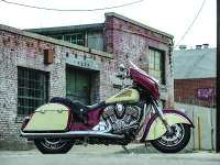Indian Chief Cheftain red-cream 2015