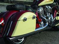 Trasera Indian Chieftain red-cream 2015
