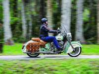 Indian Chief Vintage 2015 green-cream