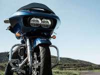 Harley Davidson Road Glide Special frontal