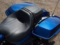 Harley Davidson Road Glide Special asiento