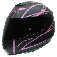 Casco integral deportivo NZI Spyder V Outline Lady