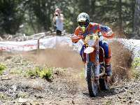 Mundial de Enduro (Bélgica): Matt Phillips.