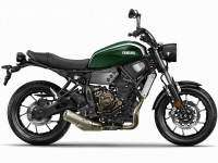 Yamaha XSR700 Faster Sons