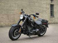 Harley-Davidson Fat Boy S 2016.