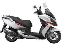 Kymco G-Dink/Yager GT 300 2016.
