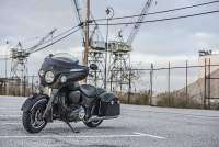 Indian Chieftain Dark Horse 3/4 frontal