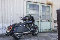 Indian Chieftain Dark Horse 3/4 trasera