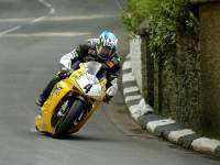 Curva Barregarrow, Tourist Trophy, Isla de Man