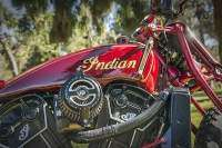 RSD Indian Scout depósito