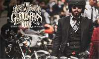 Cartel oficial del Distinguished Gentleman's Ride 2016
