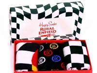 Royal Enfield Happy Socks edition - calcetines