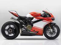 Ducati 1299 SUPERLEGGERA 2017.