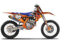 KTM 250-450 SX-F Factory Edition 2017.
