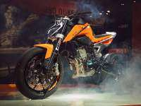 KTM 790 Duke Prototype 2017.