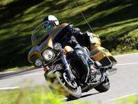 Harley-Davidson Touring Milwakee Eight