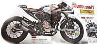 Honda GB500TT/250TT vista por Young Machine