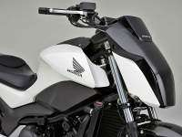 Honda Riding Assist - detalles