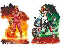 Riders in the Storm - personajes