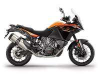 KTM 1090 Adventure: vista lateral derecha