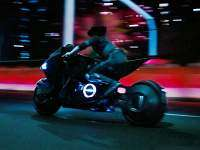 Ghost in the Shell, moto en acción 2