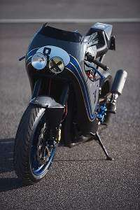 Triumph TT301 Speed Triple TT Racer, faros