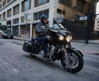 Indian Chieftain Limited 2017 - acción