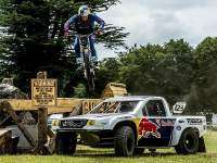 Mad Mike Whiddett y Dougie Lampkin