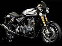 Norton Commando 961 Cafe Racer 2017