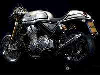 Trasera de la Norton Commando 961 Cafe Racer 2017