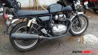 Royal Enfield GT 750 - lateral derecho