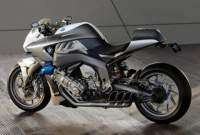 Concept bike BMW 6 cilindros