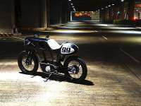 H-FORCE Cafe Racer, lateral