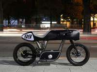 H-FORCE Cafe Racer, lateral derecho