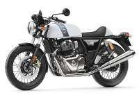 Royal Enfield Continental GT Twin 2018.
