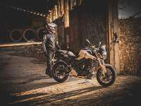 BMW F 800 R Akrapovic - estatica