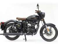 Royal Enfield Classic 500 Scalpers - lateral