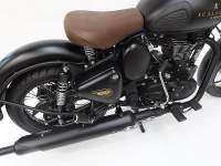Royal Enfield Classic 500 Scalpers - asiento